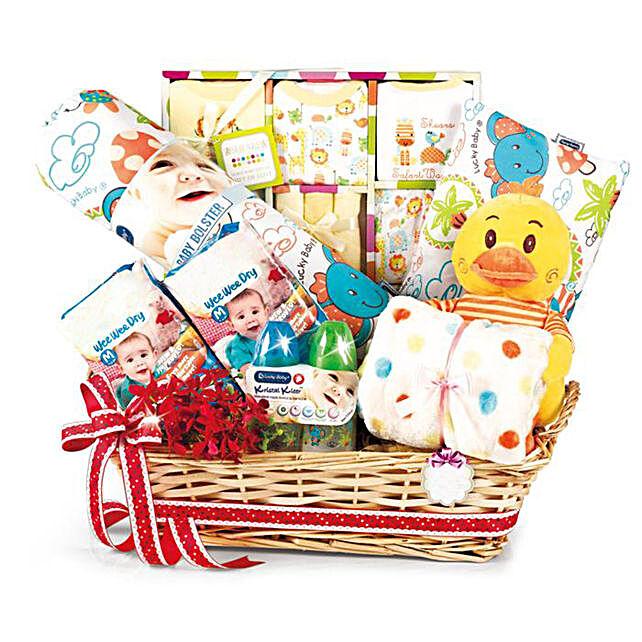 Comfy Baby Gift Hamper