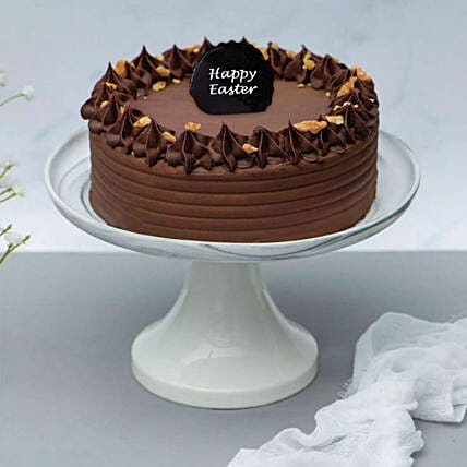 Crunchy Walnut Chocolate Cake for Easter:Easter Gift Delivery Singapore