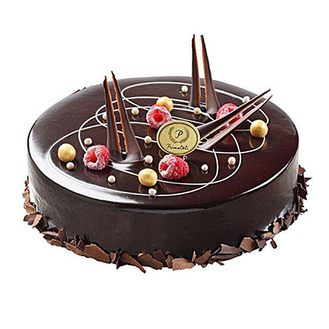 Deep Love For Chocolate Cake