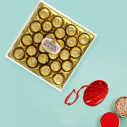 Ferrero Rocher for Bhaidooj