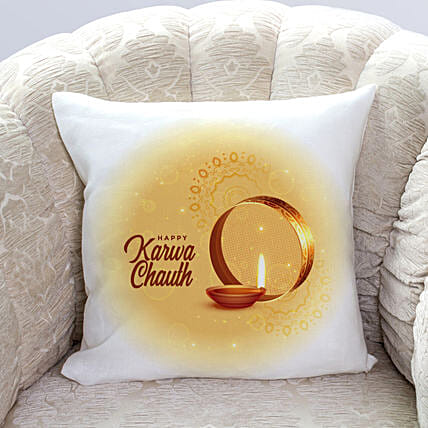 For The Light Of My Life Cushion