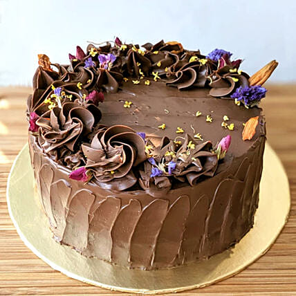 Chocolate Vegan Cake