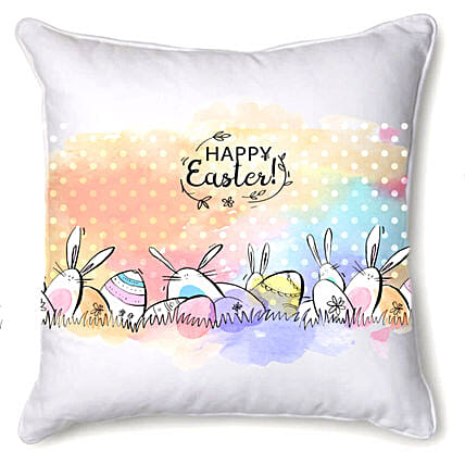 Happy Easter Cushion