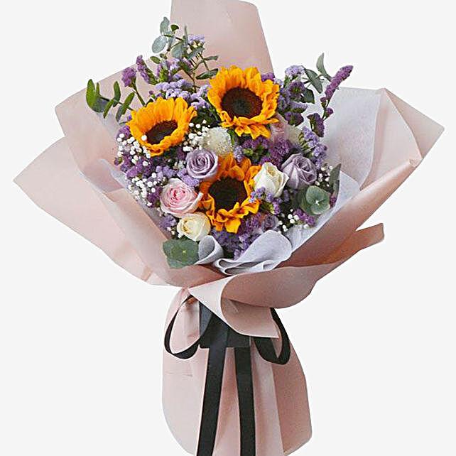 Happy Sunshine Bouquet