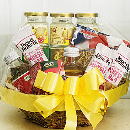 Healthy Hamper:Easter Gift Delivery Singapore