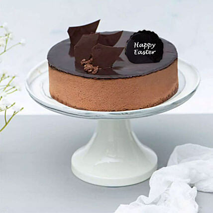 Irresistible Crunchy Chocolate Cake for Easter:Send Easter Gifts to Singapore