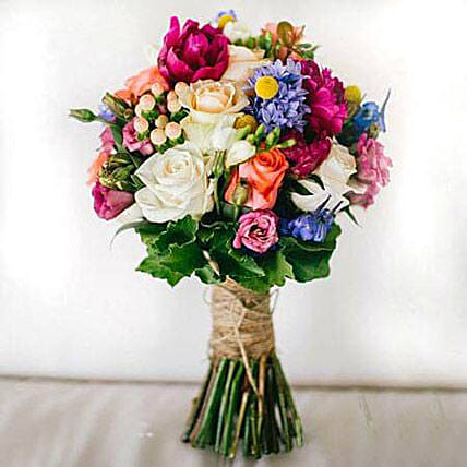 Lethal Combination:Send Mixed Flowers to Singapore