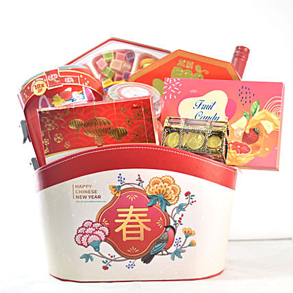 Make It Special New Year Gift Hamper