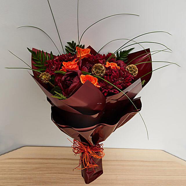 Mesmerising Peonies Bouquet