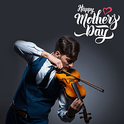 Mothers Day Special Violin Tunes:Digital Gifts In Singapore