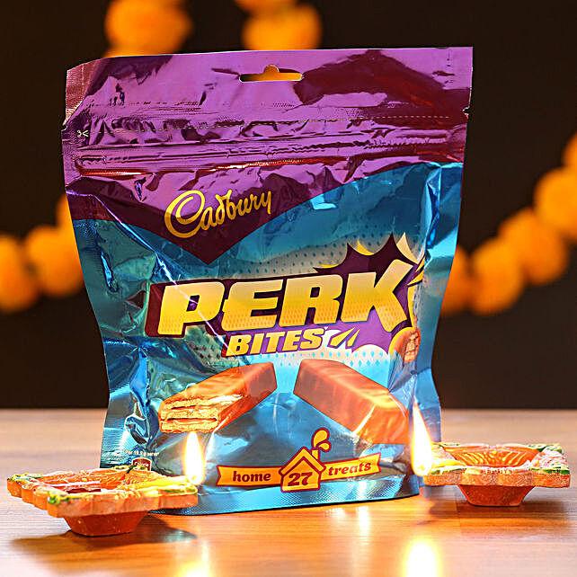 Perk Mini Treats Diyas
