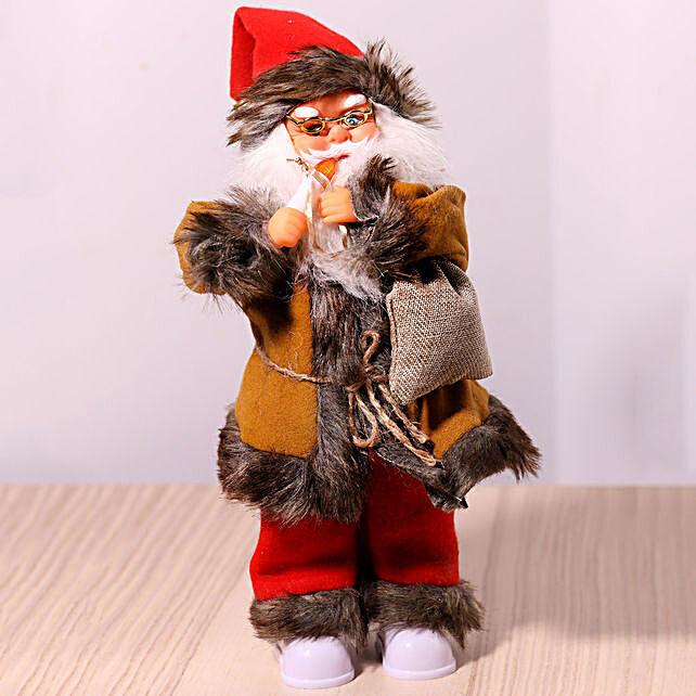 Santa Claus Idol