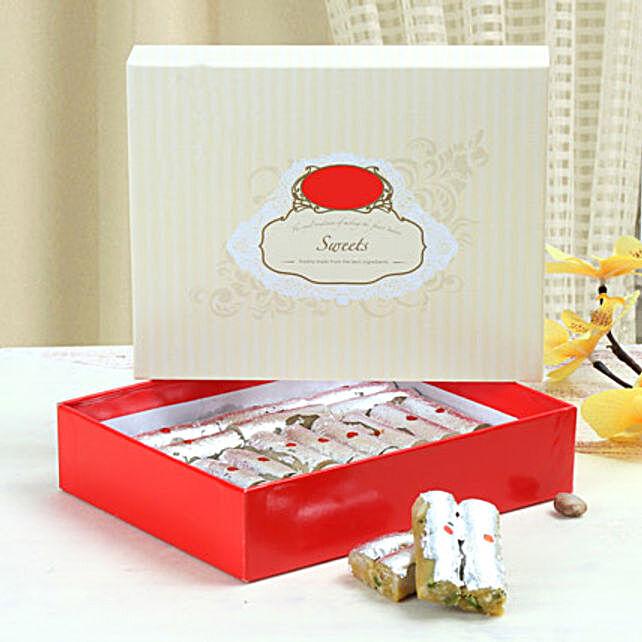 Kaju Roll With Love:Send Sweets to Singapore