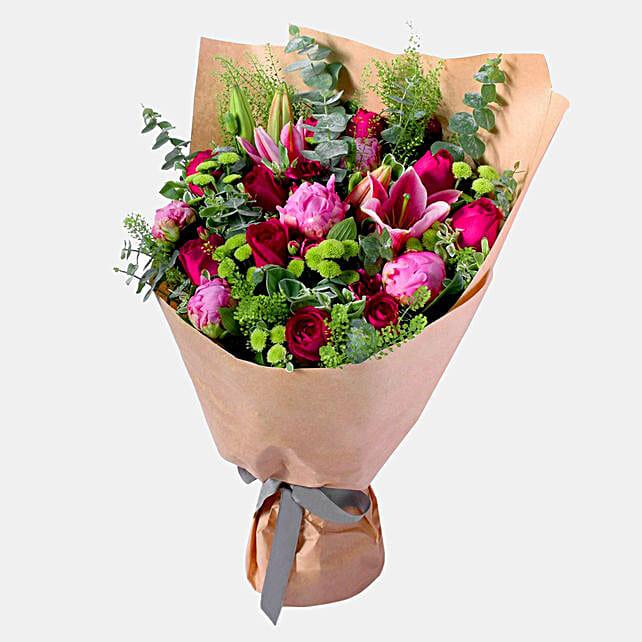 Ambrosial Flower Bouquet