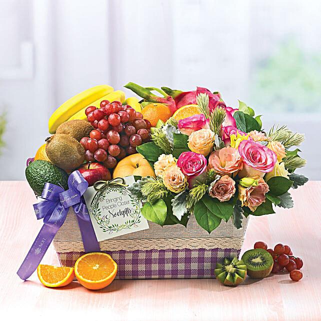 Grand Basket Of Love