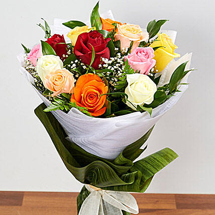 Flower Flower Bunch Flower Bouquet Roses Flowers:Send Roses to Singapore