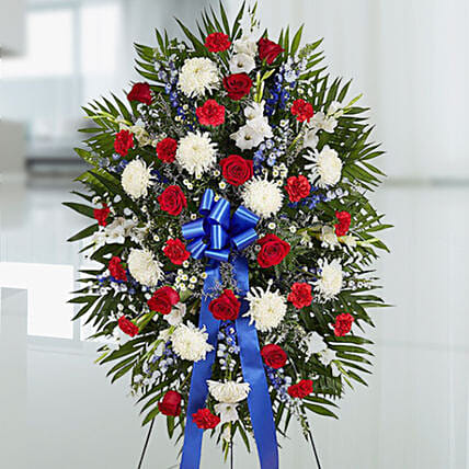 Alluring Flower Stand:New Arrival Gifts Singapore