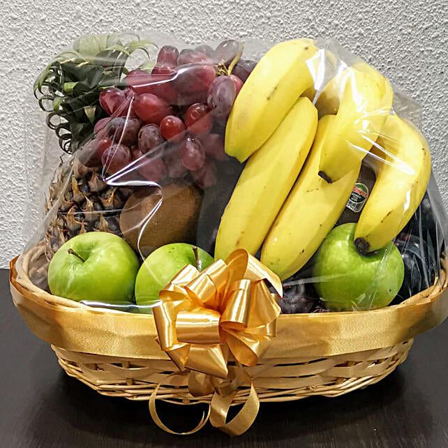 Traditional Fruit Basket