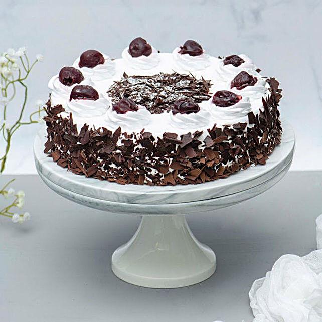 Irresistible Black Forest Cake
