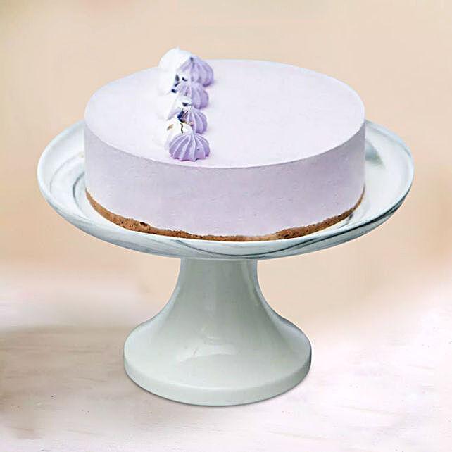 Lavender Earl Cream Cake