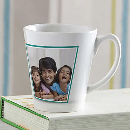 Personalized Father Daughters Mug