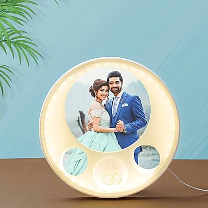 Table Top LED Photo Frame