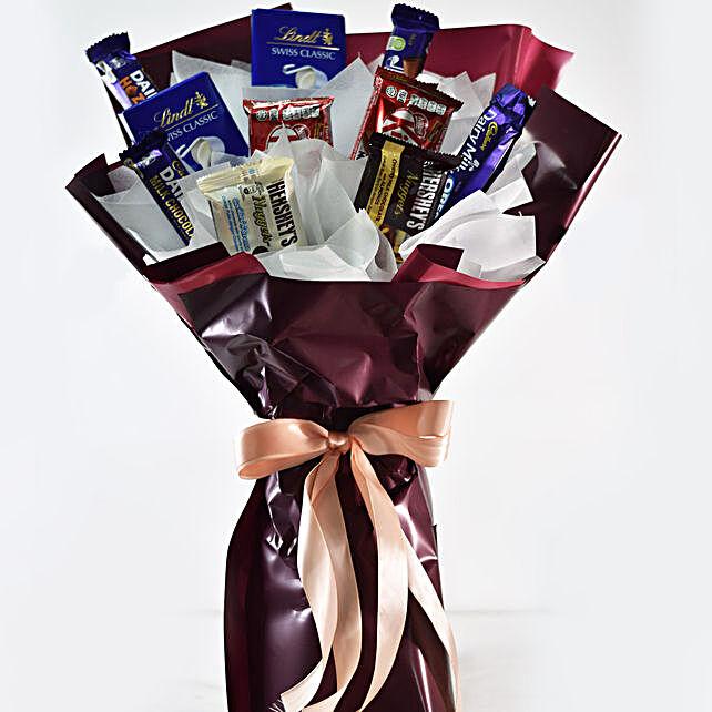 Exotic Chocolate Blossom