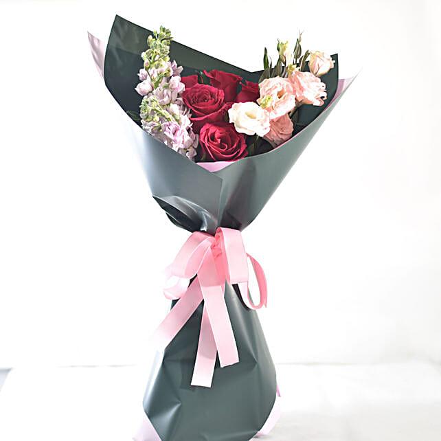 Crazy For You Flower Bouquet