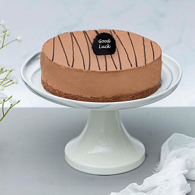 Rich Chocolate Truffle Farewell Cake