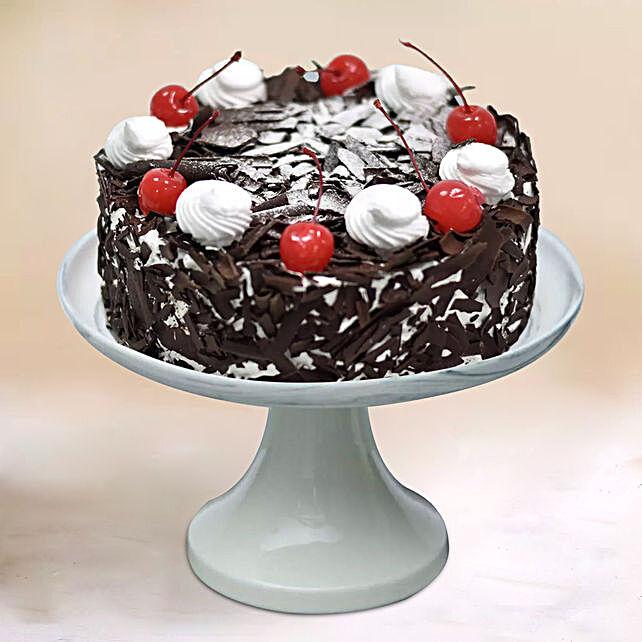 Appetizing Black Forest Cake