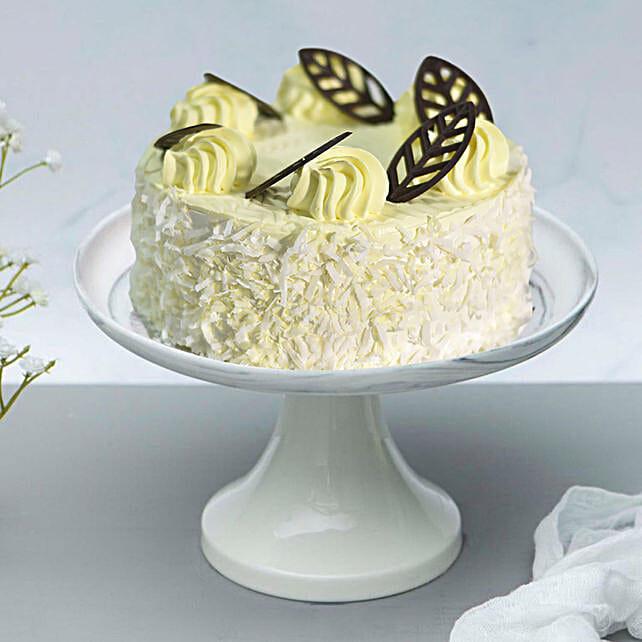 Luscious Coconut Cake