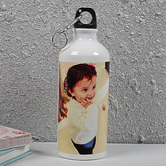 Personalized Photo Bottle