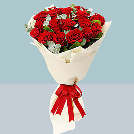 Bouquet of 20 Roses
