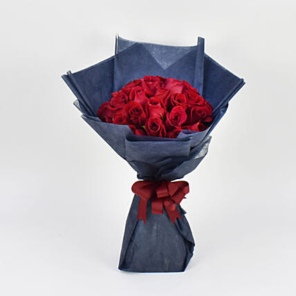 35 Roses Bouquet:Send Flowers to Singapore