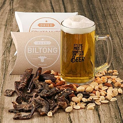 Beer Mug Gift Package:Gift Delivery in South Africa