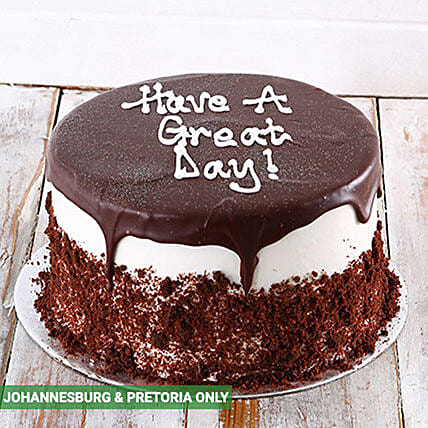 Black Forest Cake:New Year Cake Delivery in South Africa