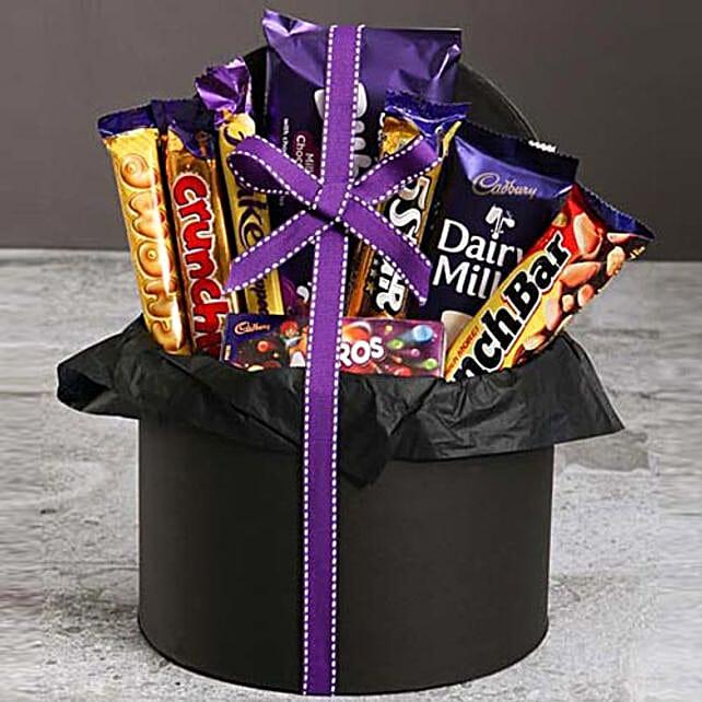 Cadbury Sweet Treats Hamper:Send Gifts to South Africa