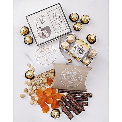 Chocolate Heaven Hamper:Gift Delivery in South Africa