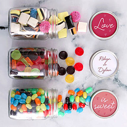 Mini Jars Of Love:Send Gifts to South Africa