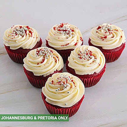 Delectable Red Velvet Cupcakes