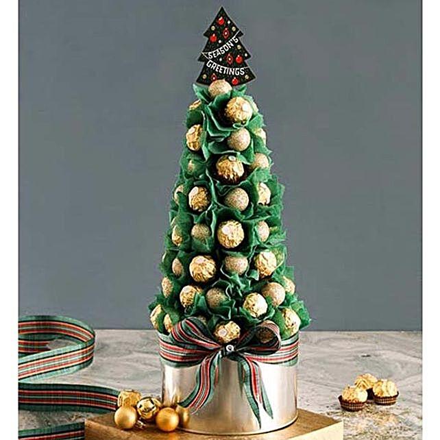 Ferrero Christmas Tree