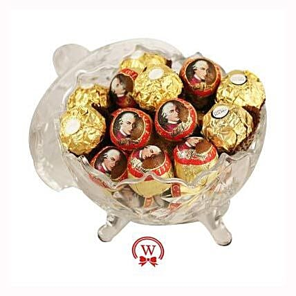 Mozart Rocher Royal:Send Gifts to Sweden