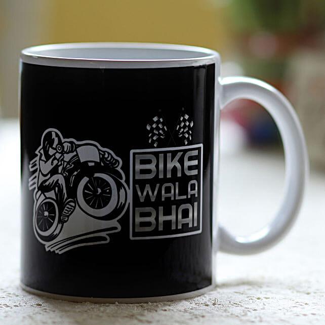 Online Quotes Mug:Send Bhai Dooj Gifts to Thailand