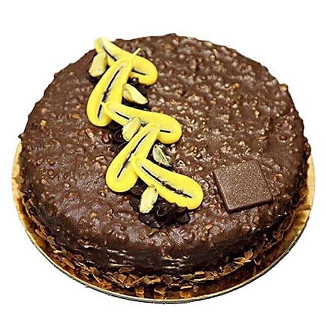 4 Portion Toupie Caramel Cake