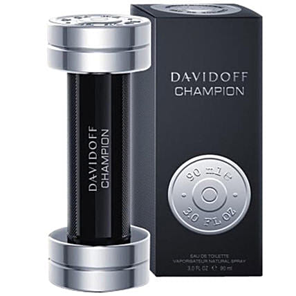 90 Ml Champion Edt For Men By Davidoff