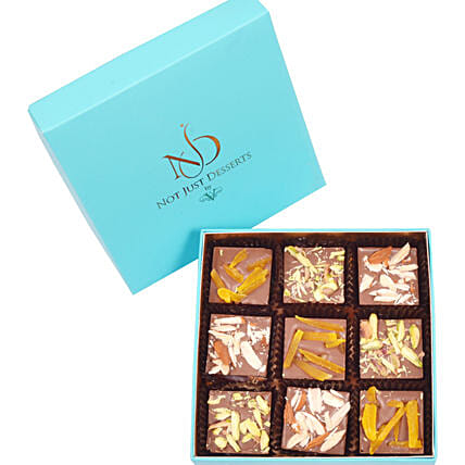9Pcs Fruits and Nuts Chocolates Box:Best Chocolates in Dubai, UAE
