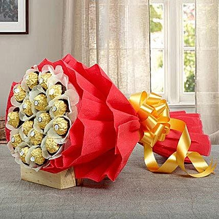 A Bouquet of Sweetness Standard:Anniversary Gifts  to UAE