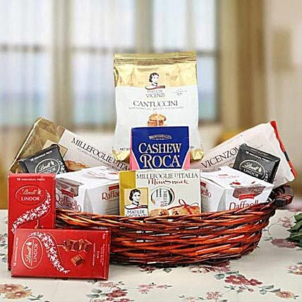 A Delightful Present:Gift Baskets to UAE