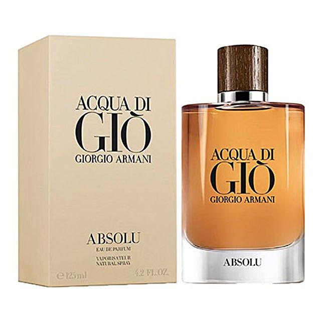 Aqua Di Gio Absolu by Giorgio Armani for Men EDP