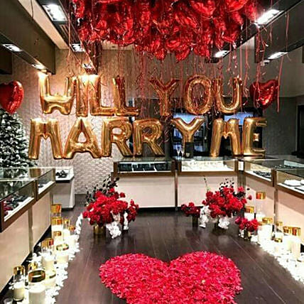 Awe Inspiring Proposal:Experiential Gifts in UAE